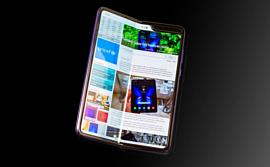 Samsung перенесла начало продаж флагманского Galaxy Fold