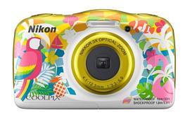 Nikon выпустила детскую цифровую камеру COOLPIX W150