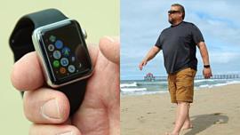 Apple Watch, потяренные в море, нашли в рабочем состоянии через полгода