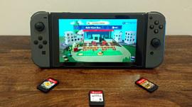 Nintendo уже продала почти 35 млн консолей Switch