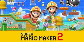 Nintendo назвала дату выхода Super Mario Maker 2