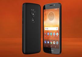 Motorola готовит к выпуску новый бюджетный смартфон Moto E6