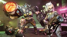 Gearbox показала геймплей Borderlands 3