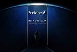 Asus показала тизер флагманского Zenfone 6