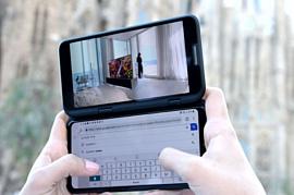 LG V50 ThinQ 5G начнут продавать 10 мая