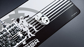 Razer выпустила клавиатуру, мышь и коврик для фанатов «Звездных войн»