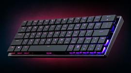 Cooler Master представила механическую Bluetooth-клавиатуру SK621