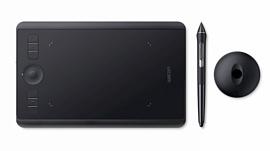 Wacom выпустила компактный графический планшет Intuos Pro Small