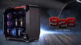 In Win представила огромный ПК-корпус 928 Super Tower за $999