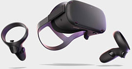 Oculus начала продажи VR-шлемов Quest и Rift S