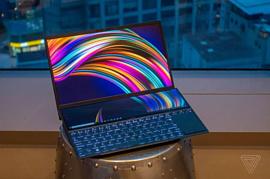 Asus выпустила ноутбук ZenBook Pro Duo с двумя 4K-экранами