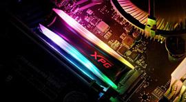 Adata показала сверхскоростные SSD-накопители XPG Spectrix S40G RGB