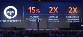 Новые процессоры AMD Ryzen 3 поколения будут быстрее и дешевле, чем модели Intel