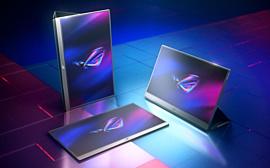 Asus представила портативный геймерский монитор с частотой развертки 240 Гц