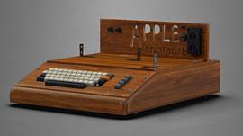 Оригинальный компьютер Apple I продали за $470 тысяч