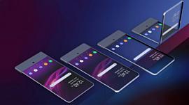 Sony может начать выпускать гибкие смартфоны в рамках серии Xperia F