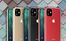 В сети появились новые рендеры iPhone XR 2019