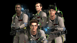 На современных консолях выпустят ремастер Ghostbusters: The Video Game