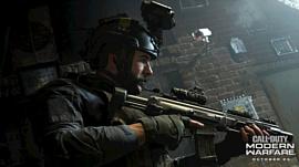 Activision и Infinity Ward показали шутер Call of Duty: Modern Warfare