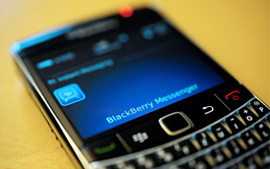 BlackBerry Messenger прекратил свою работу