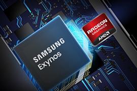 Samsung будет использовать AMD Radeon в своих чипсетах