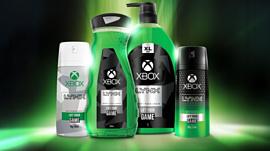 Microsoft анонсировала дезодорант и гель для душа Xbox