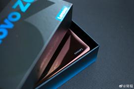 В сети появились первые фото Lenovo Z6
