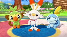 Nintendo назвала дату выхода Pokemon Sword и Pokemon Shield