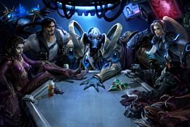 Слух: Blizzard отменила разработку шутера по StarCraft ради Diablo IV и Overwatch 2