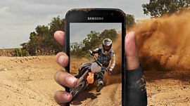 Samsung представила защищенный смартфон Galaxy XCover 4s