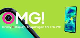 Samsung анонсировала новый смартфон Galaxy M40