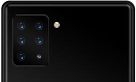 Слух: Sony разрабатывает смартфон с шестью камерами на задней панели