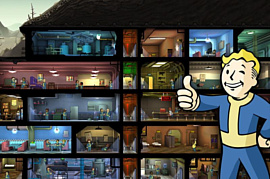 В Fallout Shelter можно будет поиграть на компьютере Tesla