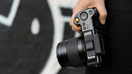 Hasselblad анонсировала среднеформатную «беззеркалку» X1D II 50c