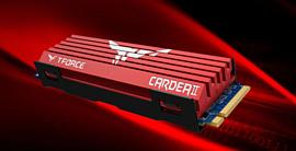 Team Group выпустила два новых быстрых SSD-накопителя