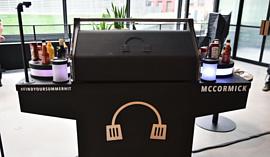 McCormick SUMR HITS 5000 — гриль со встроенной DJ-станцией