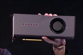В драйверах для Linux нашли упоминания неанонсированных видеокарт AMD Navi