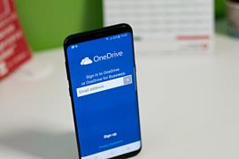 Microsoft сделала сервис OneDrive для iOS и Android более безопасным