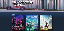 В Steam стартовала большая летняя распродажа игр