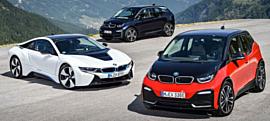 К 2023 у BMW будет 25 электрических авто