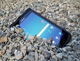 Samsung готовит новый защищенный планшет с 10-дюймовым экраном