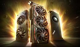 Asus выпустила девятнадцать видеокарт Nvidia GeForce RTX Super