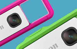 Canon соберет деньги на выпуск мини-камеры, которую можно крепить на одежду