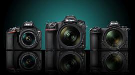 Некоторые зеркальные камеры Nikon в будущем могут заменить беззеркальными моделями