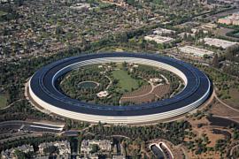 Штаб-квартира Apple стала одним из самых дорогих зданий в мире