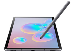 Samsung анонсировала флагманский планшет Galaxy Tab S6