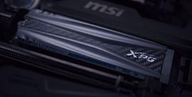 Adata представила сверхбыстрый SSD XPG Gammix S50