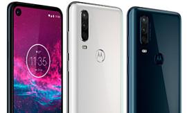 Утечка: новые пресс-рендеры Motorola One Action