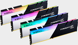 G.Skill Trident-Z Neo — новая сверхскоростная память DDR4-3800 для платформы Ryzen