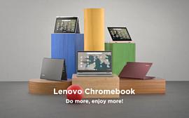Lenovo готовит к выпуску три новых ноутбука с Chrome OS